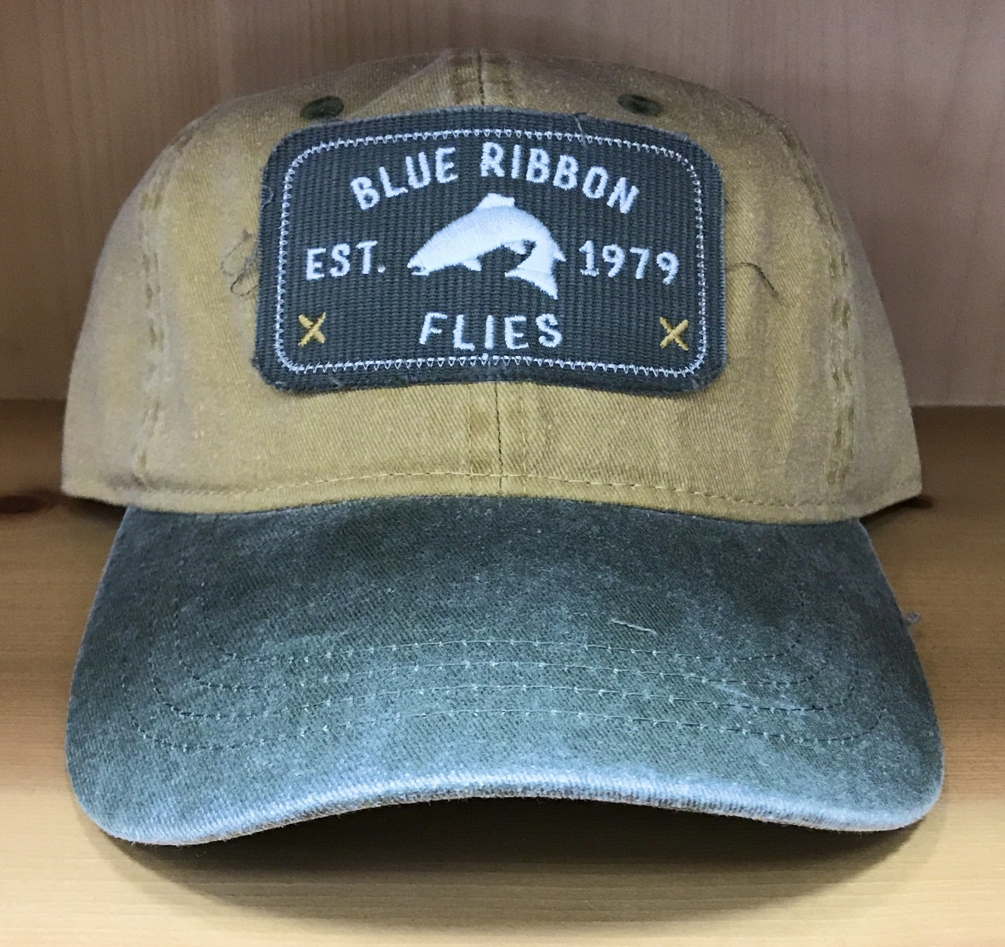 BRF Two-Tone Canyon Cap
