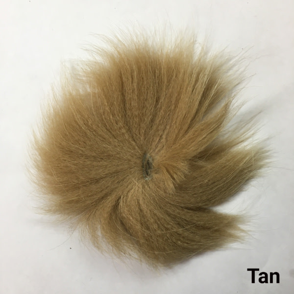 Arctic Fox Tail Hair
