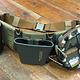 Umpqua ZS2 Loaded Wader Belt Olive
