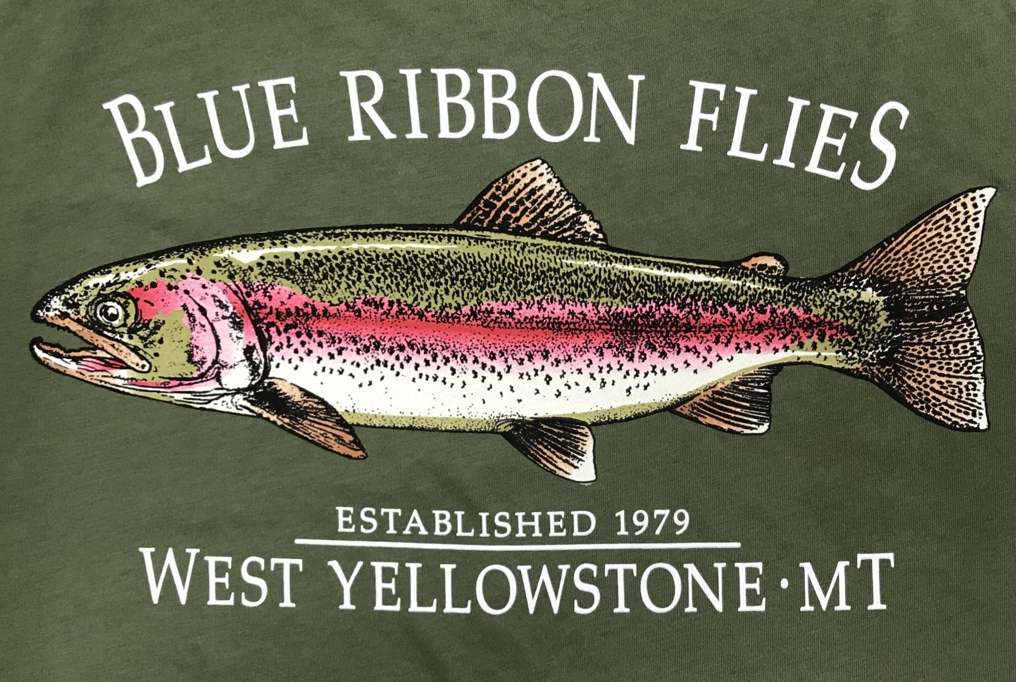 BRF Rainbow Trout SS Tee