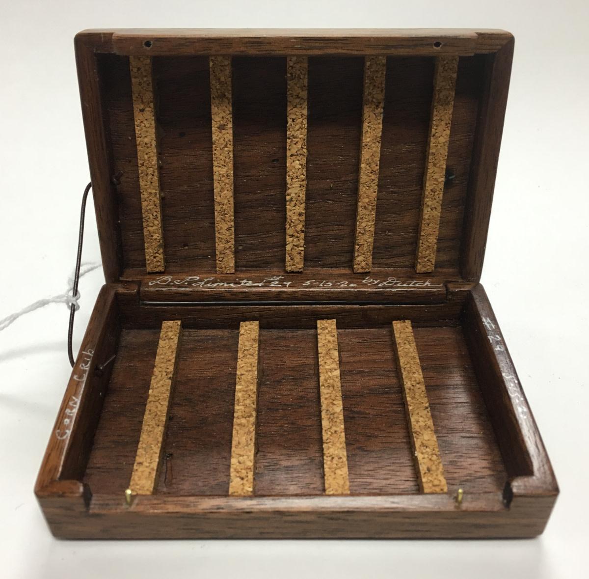 Dutch Box - B.P. Limited #29 - Corn Crib Walnut