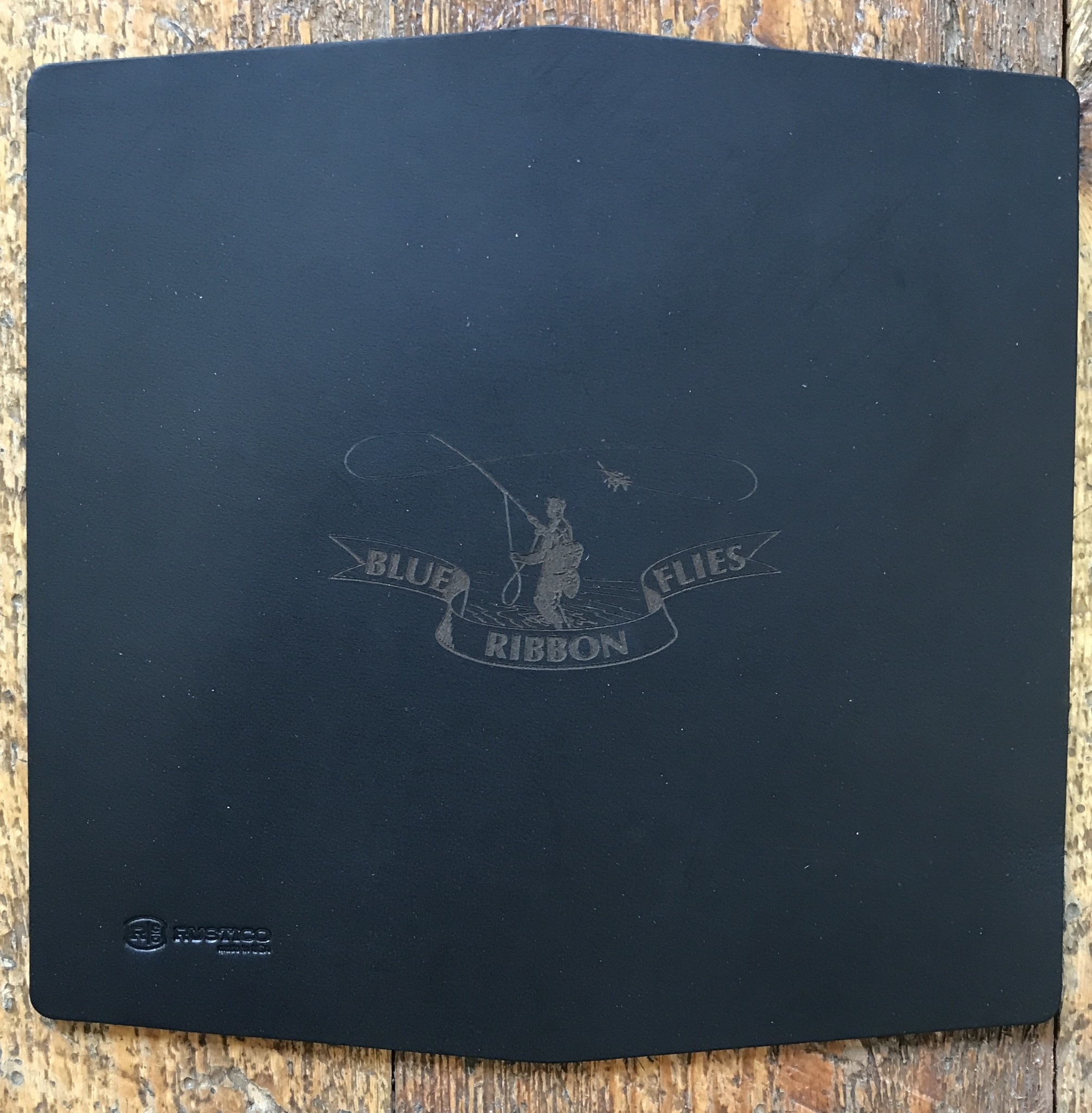 BRF Leather Mouse Pad