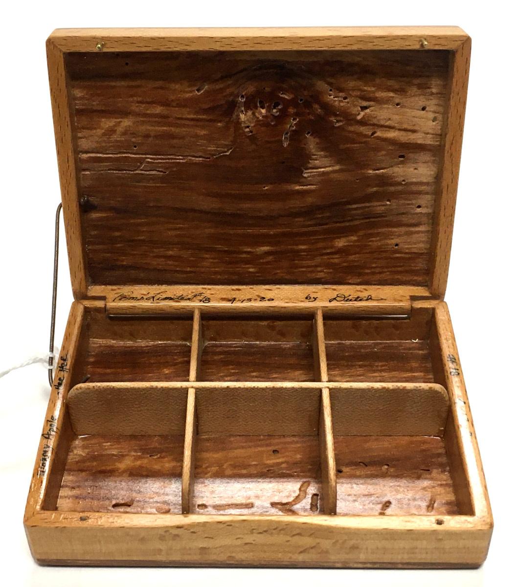 Dutch Box - Tom's Limited #18 - Wormy Apple