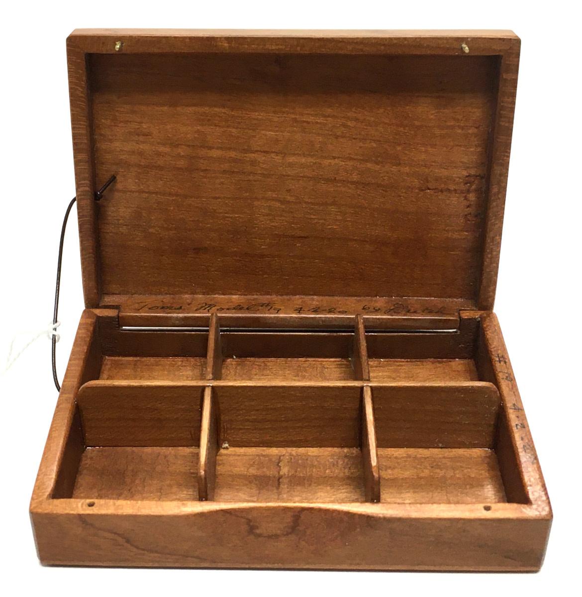 Dutch Box - Tom's Model #19 - Cherry