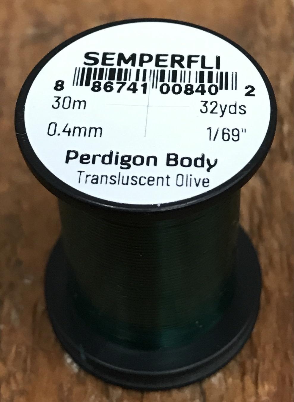Semperfli Perdigon Body