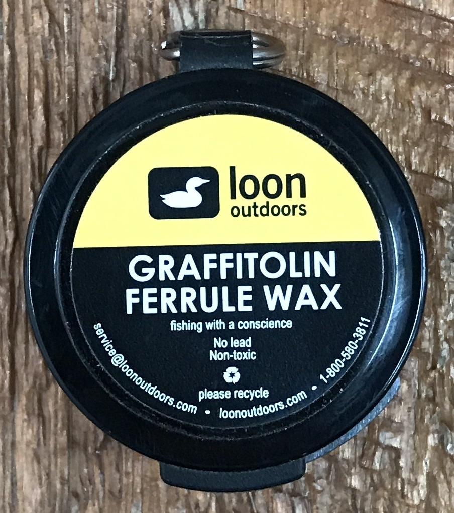 Loon Loon Graffitolin Ferrule Wax