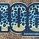 """406 Sticker 3"""""""
