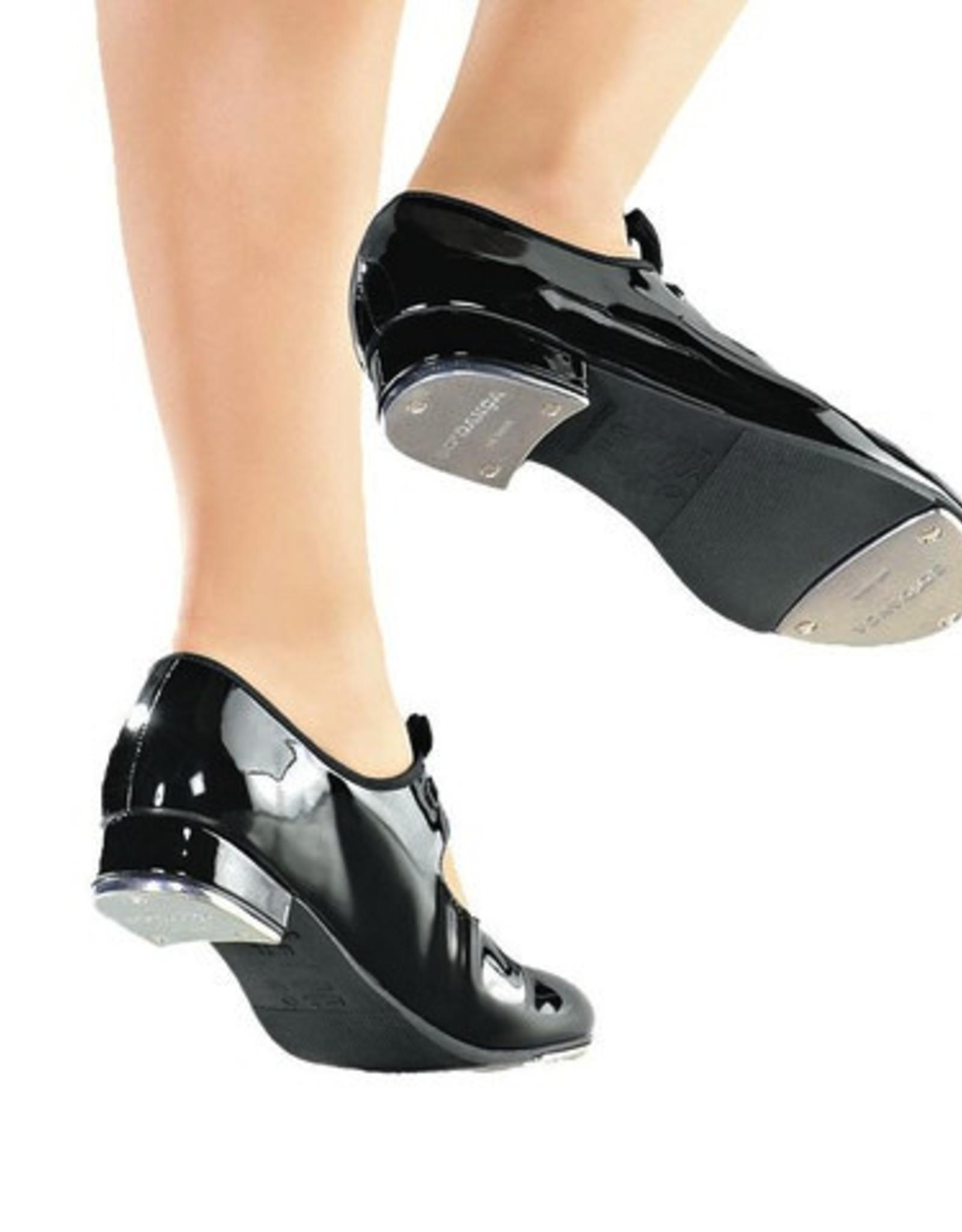 So Danca TA35 Child Snap On Elastic Tap Shoe