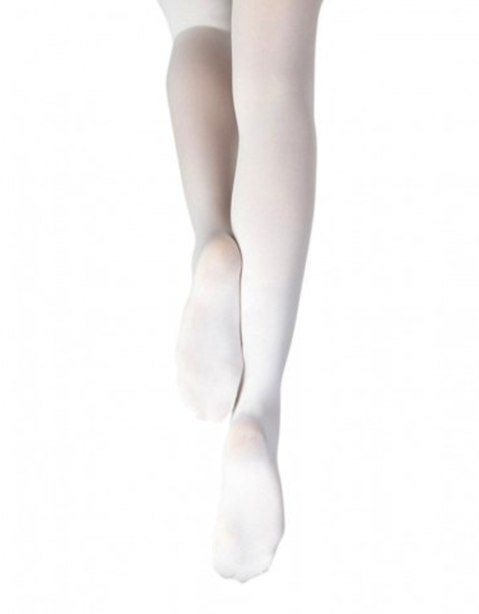 Capezio 1825X (2-6) Studio Basics Footed Tights Toddler