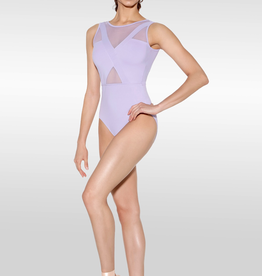 So Danca RDE-1822 Sara Mearns Collection Triangle Mesh Leotard Adult