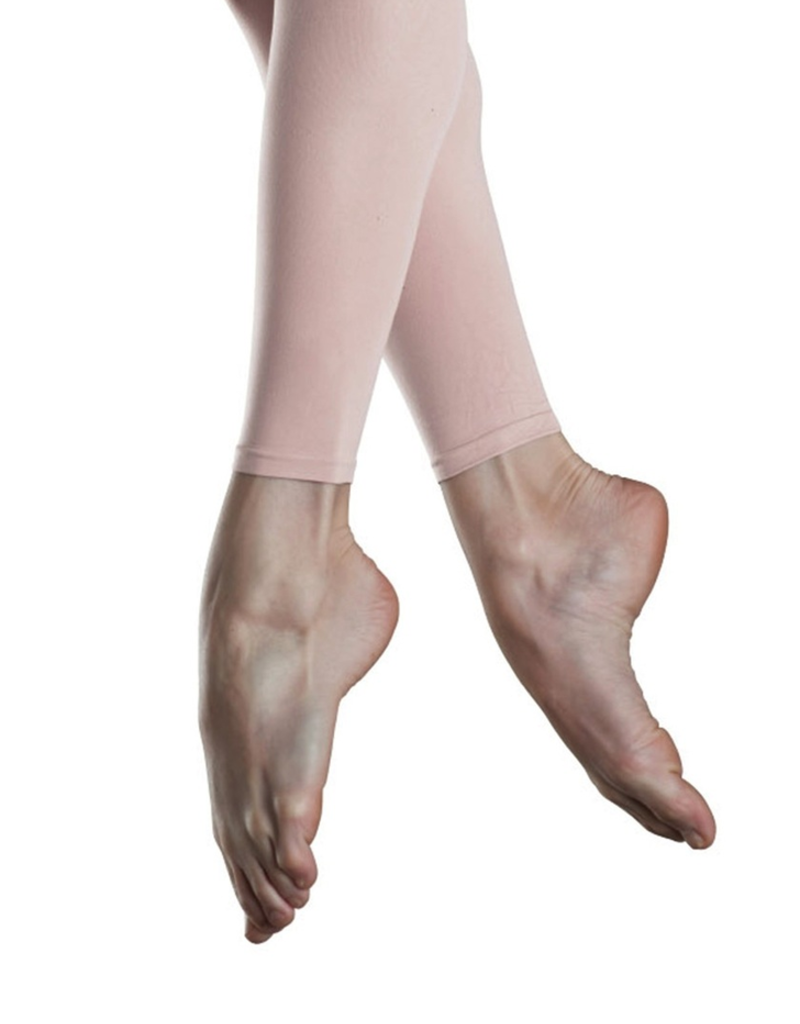 Bloch T0940L Endura Footless Tights Adult
