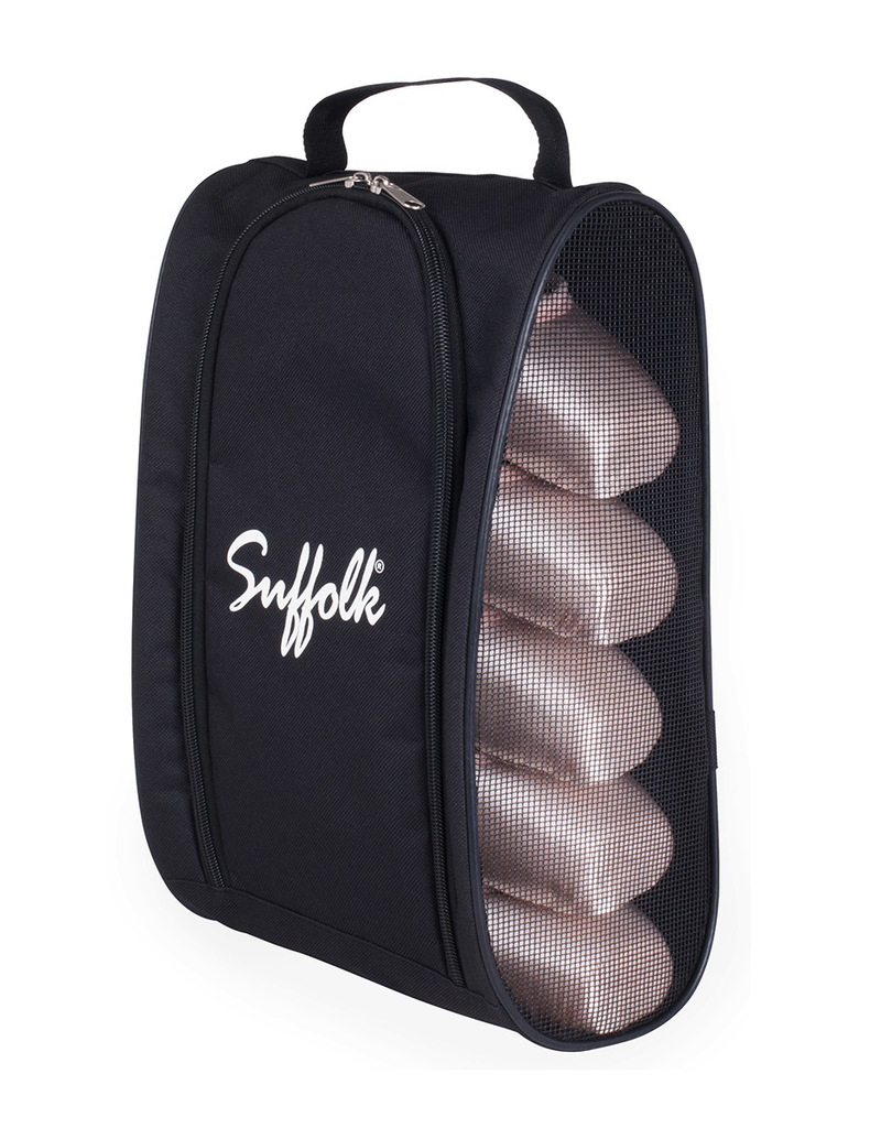 Suffolk S-1556 Shoe Bag with Mesh Sides