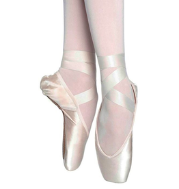 Russian Pointe Almaz Pointe Shoe-FM