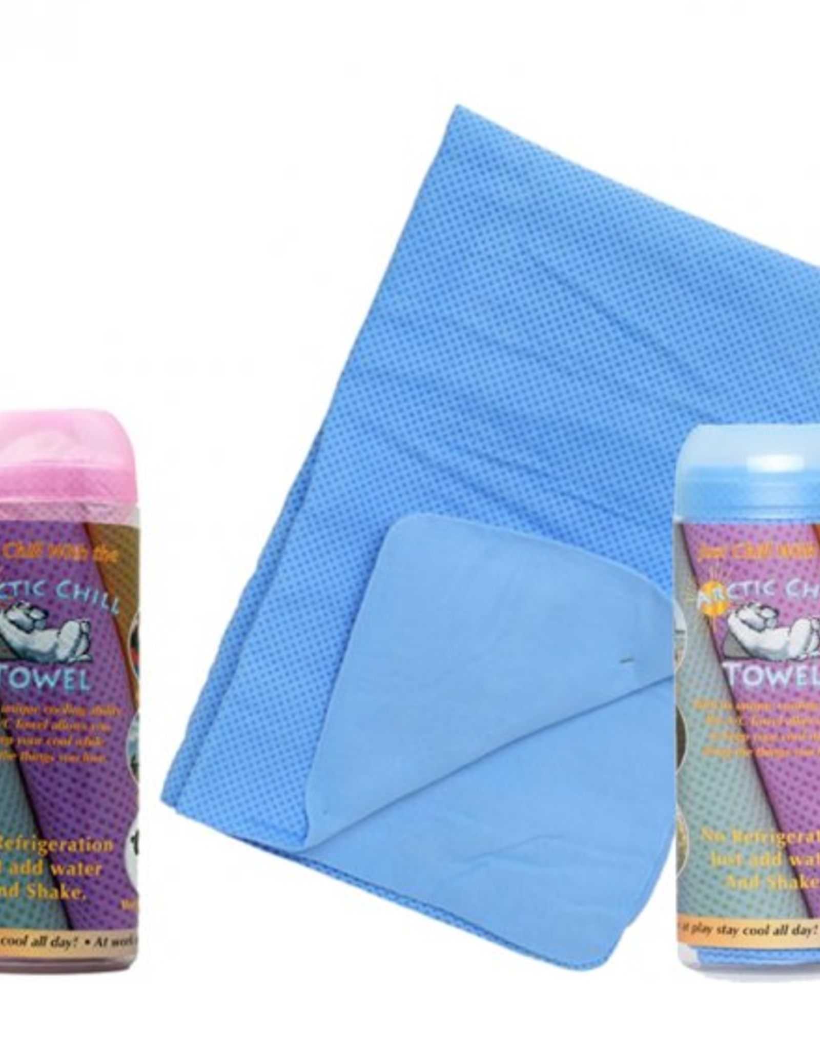 Dasha 2447 Arctic Chill Towel