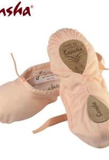 Sansha Pro1C Canvas Split Sole Slipper