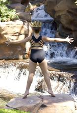 Oh La La Lilly K Crown Jewel Leotard Adult LK105-A