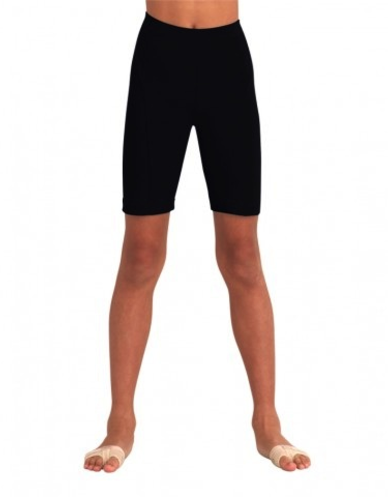 Capezio TB216C Biker Short Youth