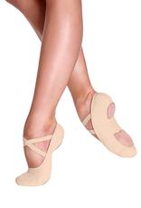 So Danca SD16L Nude Canvas Ballet Shoe Adult