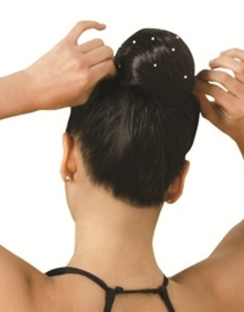 Capezio Bunheads Two Pearlz Hair Nets