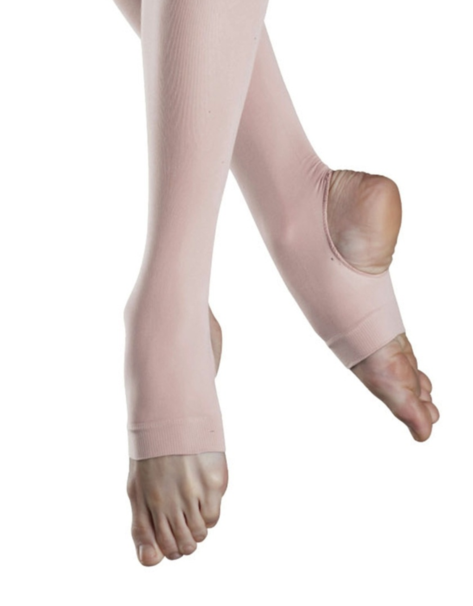 Bloch T0938G Endura Stirrup Tights Youth
