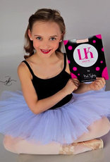 Pink Tights Black Leo PTBL Lilly K Convertible Tights Youth