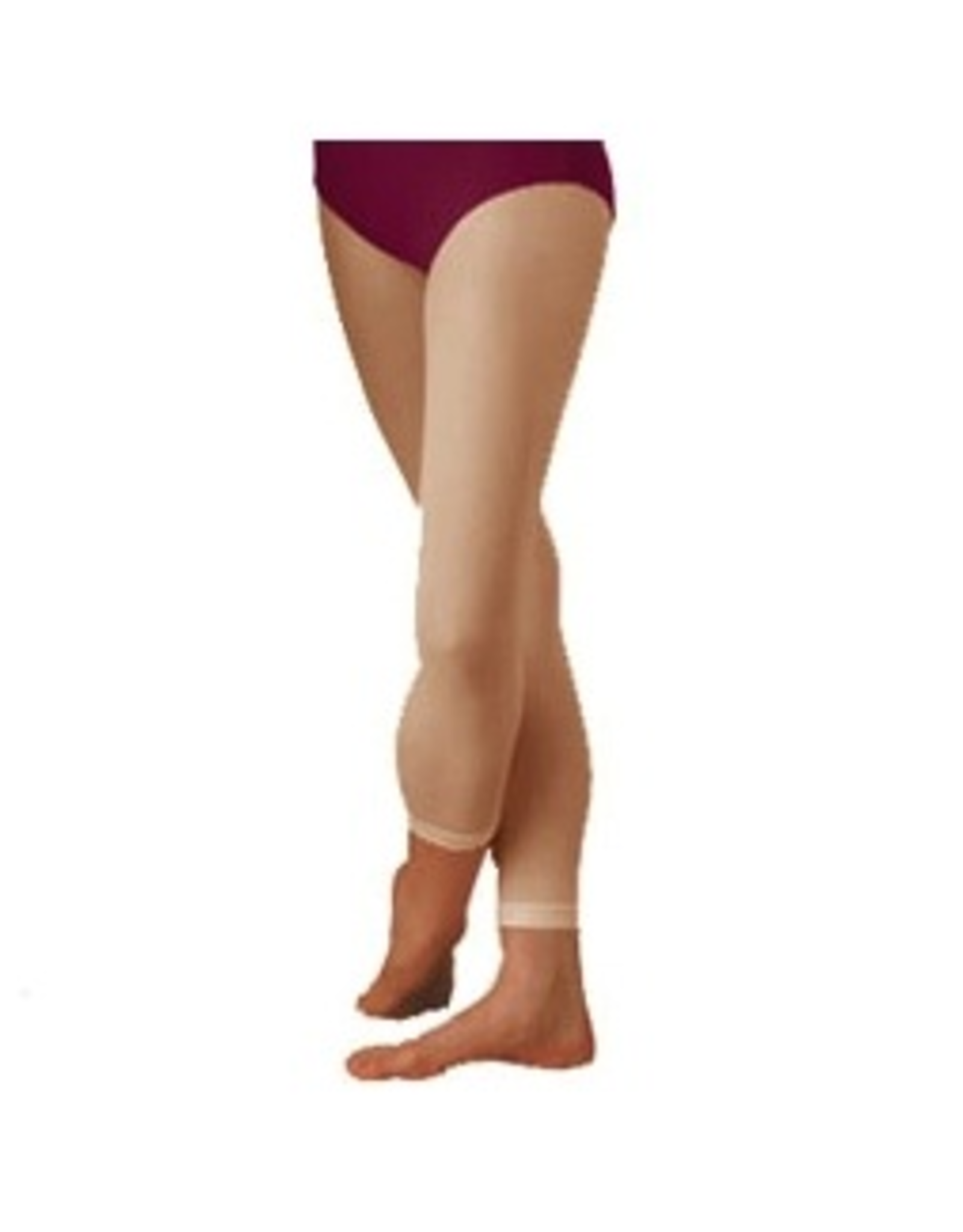 Bodywrappers A33  Footless Total Stretch Tights Adult