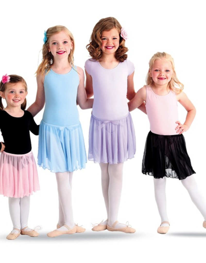 Capezio N1417C Pull On Skirt Youth