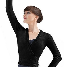 Bloch Z0910 Cross Over Cardigan