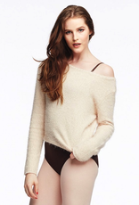 Capezio CK10783W Long Sleeve Crop Top