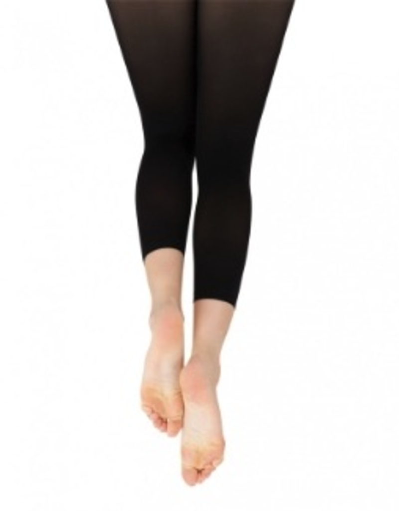 Capezio 1870 Ultra Soft Hip Rider Capri Tights Adult
