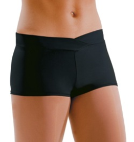 Motionwear 7121 V-Waist Shorts (1 3/4 in. Inseam) Adult