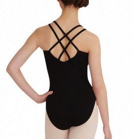 Capezio CC123 Double Strap Leotard Adult