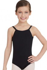 Capezio TB1420C Cami Leotard with Adjustable Straps Youth