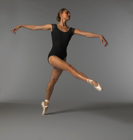 So Danca RDE-1713ME Sara Mearns Collection Scoop Neck Leotard Adult