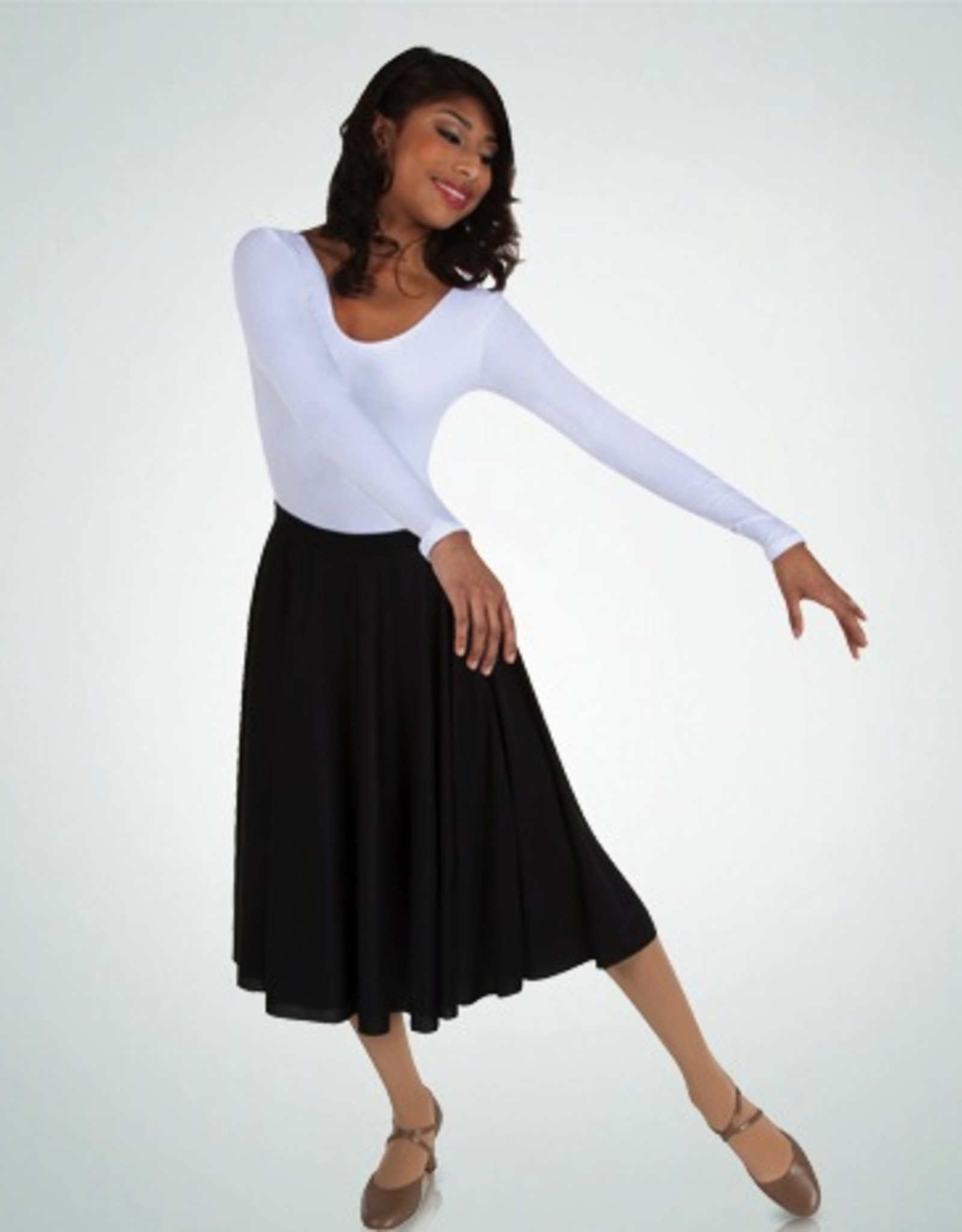 Bodywrappers 511 Adult Circle Skirt