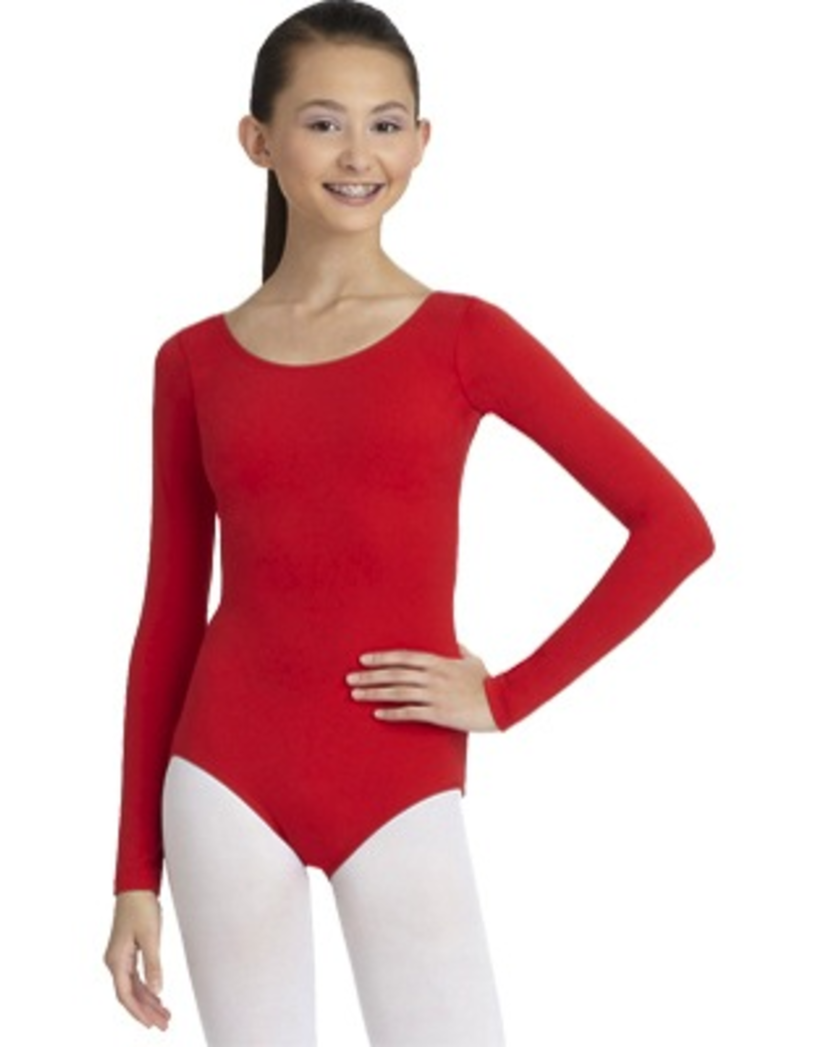 Capezio Adult Long Sleeve Leotard style TB135