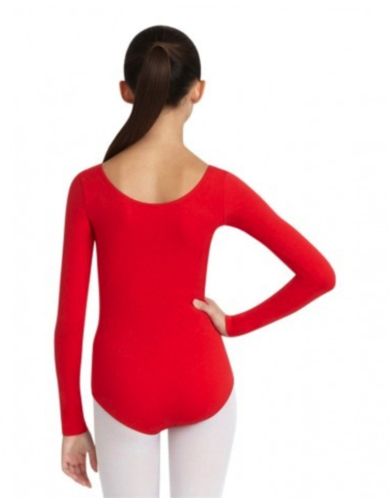 Capezio TB135 Long Sleeve Leotard Adult