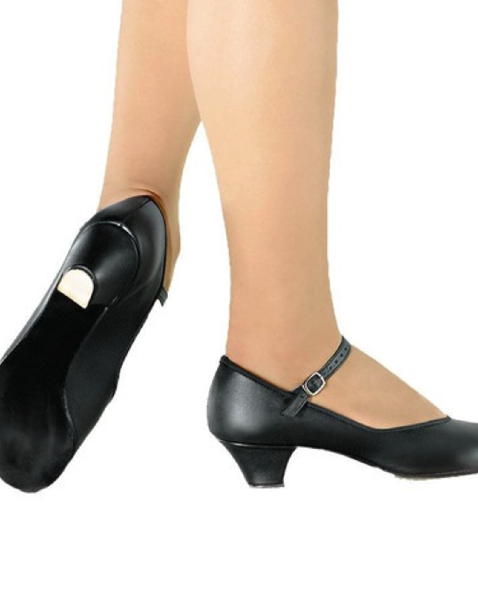So Danca CH02 Suede Sole Character Shoe