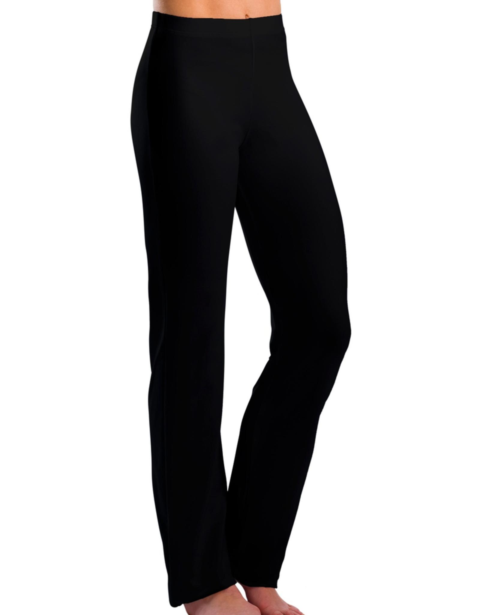 Motionwear 7153 Boot Cut Jazz Pants Youth