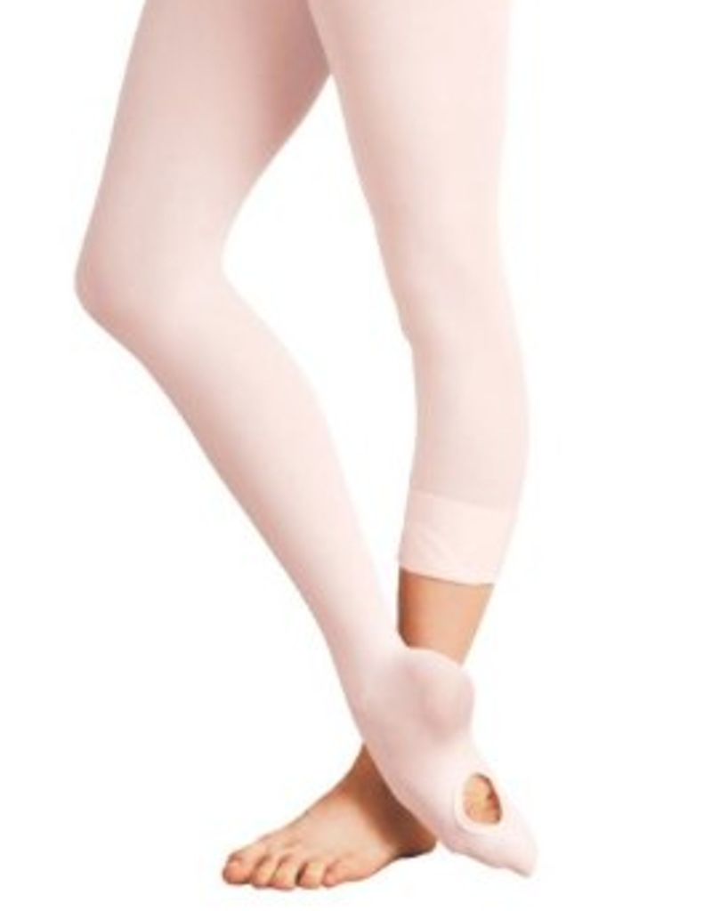 Bodywrappers C81 Convertible Tights Youth