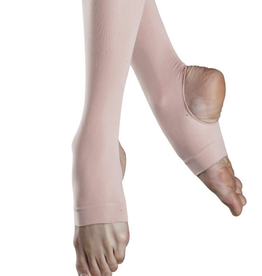 Bloch T0938L Endura Stirrup Tights Adult