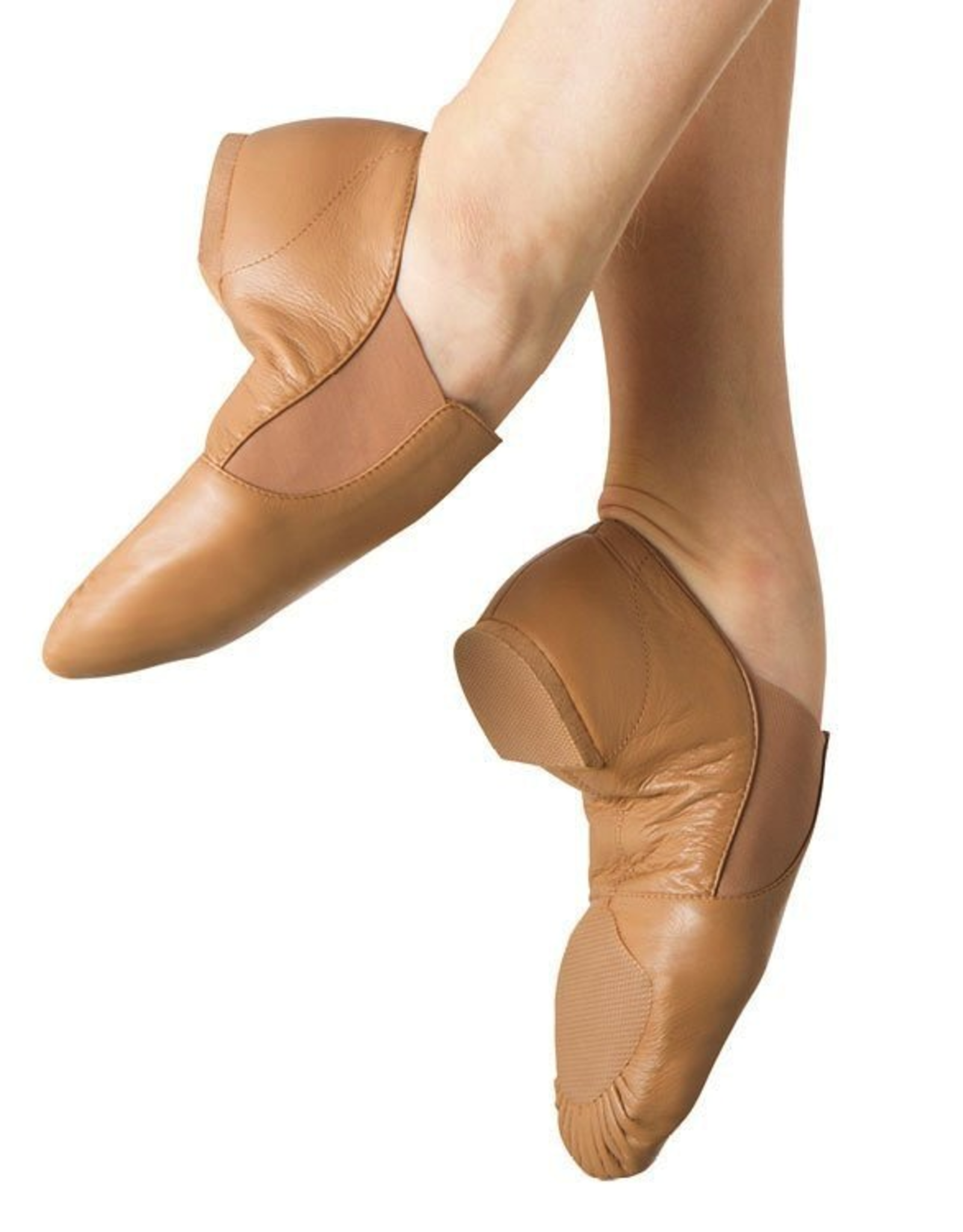 Bloch S0499G Elasta Bootie Jazz Shoe Youth
