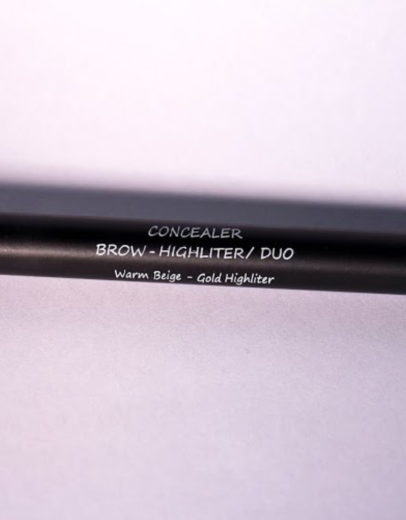 Duo Highlighter Concealer Pencil