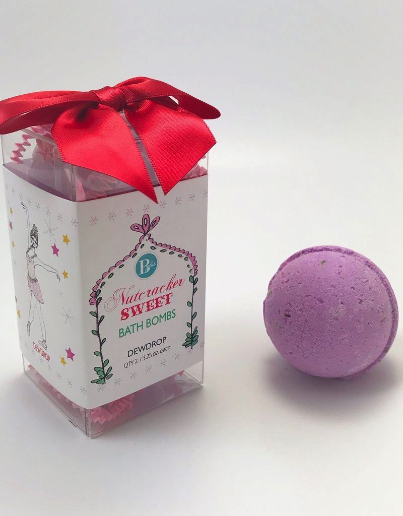 B Plus Bath Bomb Set
