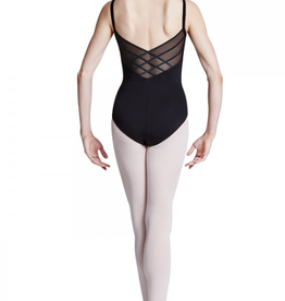Bloch L8820 Allnatt Mesh Back Camisole Leotard Adult