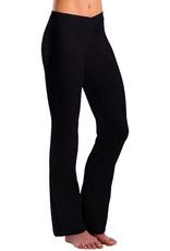 Motionwear 7163 V-Front Cotton Jazz Pant Adult