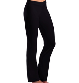 Motionwear 7163 V-Front Cotton Jazz Pant Adult