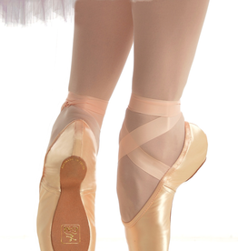 Gaynor Minden GM Sleek Fit Pointe Shoe/Extra-Flex Box