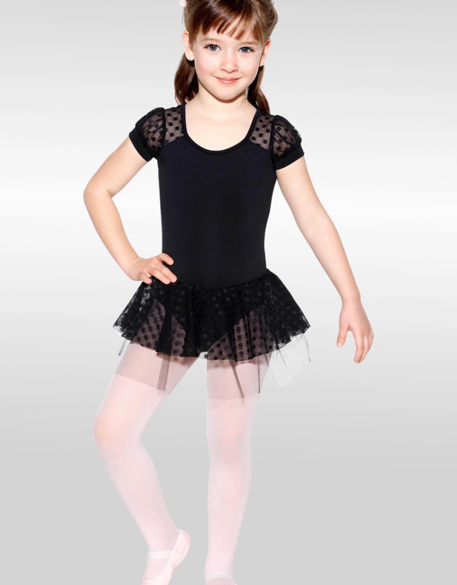 So Danca L-1567 Biscotti Leotard Dress Youth