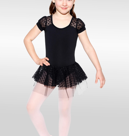So Danca L-1567 Biscotti Leotard Dress Youth